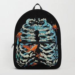 FISH BONE Backpack