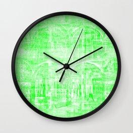 Monday 30 September 2013: Gradual kickoff meets recurrant yon bash currency. Wall Clock