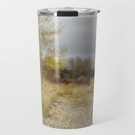A Walk in Willow Flats - Grand Tetons Travel Mug