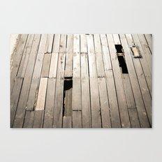 summer floor Canvas Print