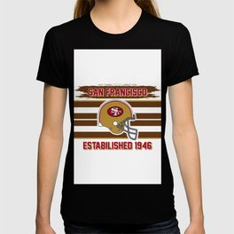 49ers club san francisco T-shirt