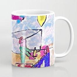 Without modesty Coffee Mug