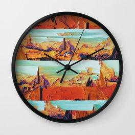MÑTQM Wall Clock
