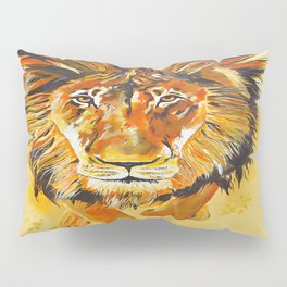 Relentless Pursuit Pillow Sham