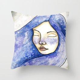 Star-stuff Throw Pillow