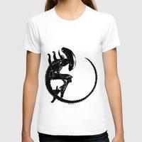 xenomorph T-shirts featuring Xenomorph by Philipe Kling