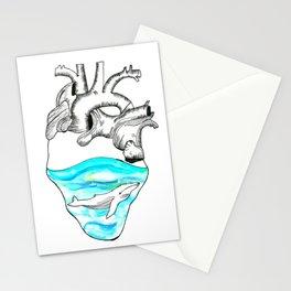 I Sea Love Stationery Cards