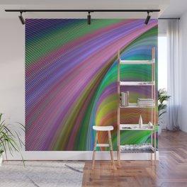 Rainbow dream Wall Mural