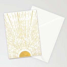 Sunny Ways Stationery Cards