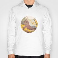 farm Hoodies featuring The Farm by Jessica Torres Photography