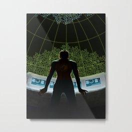 Ender's Game Metal Print