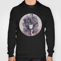 Indigo eyes Hoody