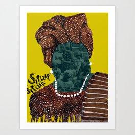Liberia Art Print