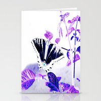 onward Stationery Cards featuring Onward  by a.rose