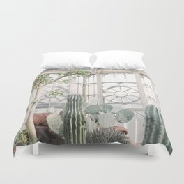 Greenhouse Duvet Cover