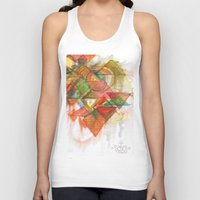 trip Tank Tops featuring TRIP by SEBER