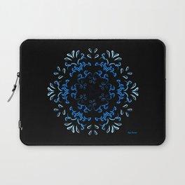 """Hakakā a hohonu"" (lucha profunda en invierno) Laptop Sleeve"