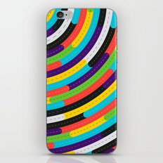 con·cen·tric iPhone & iPod Skin