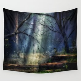 Fantasy Forest 2 Wall Tapestry