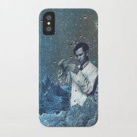 fullmetal alchemist iPhone & iPod Cases featuring THE ALCHEMIST by Julia Lillard Art