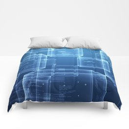 The Blockchain Comforters