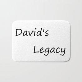 David's Legacy Bath Mat