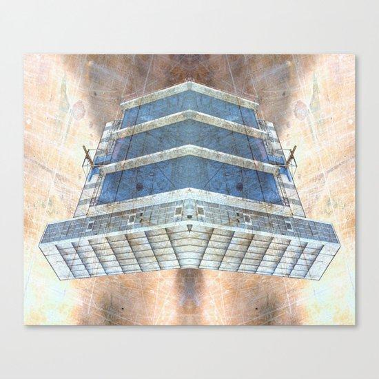 The Alien Vessel Canvas Print