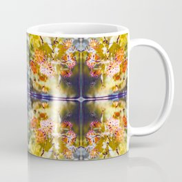 Marigold Photographic Pattern #2 Coffee Mug