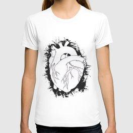 Anatomical Heart T-shirt