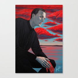 HURTS Canvas Print
