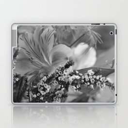 Freesia 2 B&W Laptop & iPad Skin