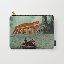 We Are All Fishermen Carry-All Pouch