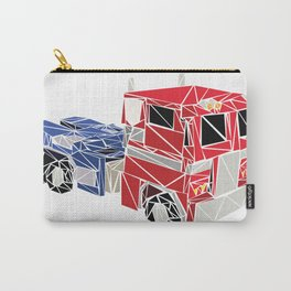 The Optimus Prime Carry-All Pouch