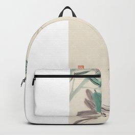 color flower guangye art Backpack
