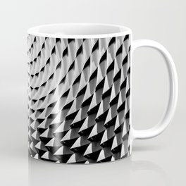 Wavy Structure Coffee Mug