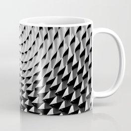 Wavy Structure Coffee Mug
