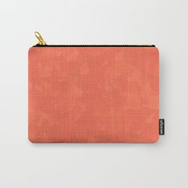 Bittersweet Persimmon Carry-All Pouch
