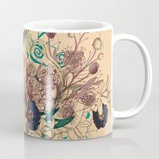 Zentangle Floral mix Mug