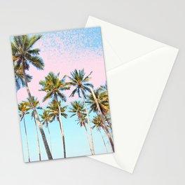 Coconut Palms #society6 #decor #buyart Stationery Cards