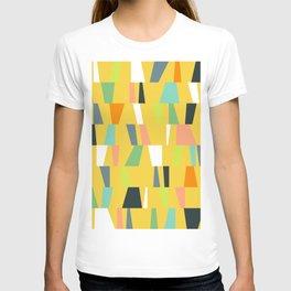 Modern Geometric 39 T-shirt
