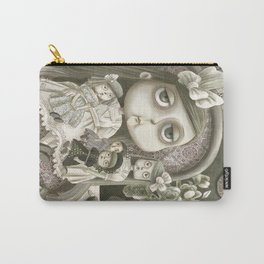 Miss Prudence Perkes Carry-All Pouch