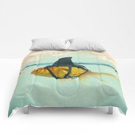 Brilliant Disguise Goldfish Comforters