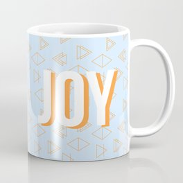 Geo Joy Coffee Mug