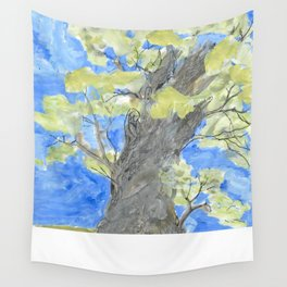 Storybook Tree Wall Tapestry