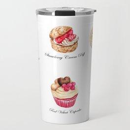 Cakes & Pastries #2 Travel Mug