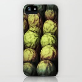 Alien Eggs iPhone Case
