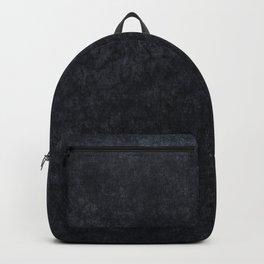 Grey Velvet texture Backpack