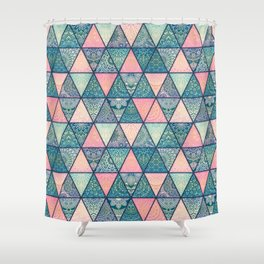COOL PATTERN Shower Curtain