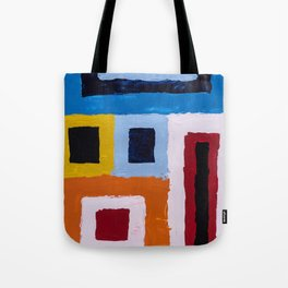 Reality tunnels Tote Bag