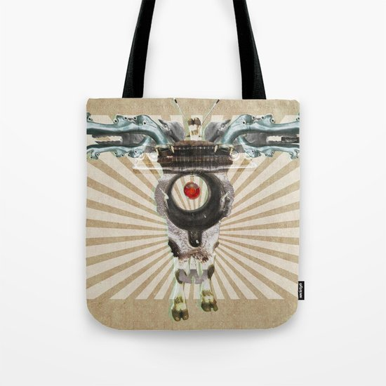 Radiation Day · Monolithic Baby Tote Bag